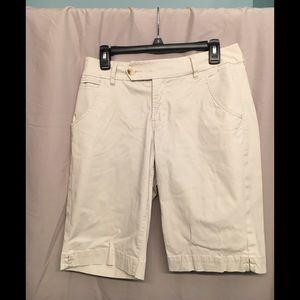 christopher blue Shorts - Khaki Bermuda's